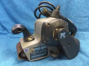 Porter Cable Heavy Duty Belt Sander Model 351 Usa 3 X 21 Belt Sander