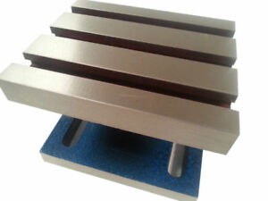 Adjustable Swivel Angle Plate 5 X 6 New