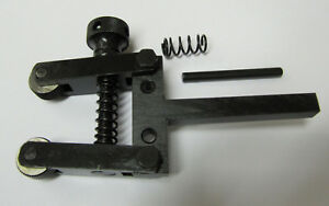 Spring Loaded Clamp Type Knurling Tool 2 Inches Capacity 3 8 Shank For Lathes
