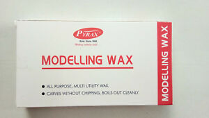 4 X Pyrax Polymars Dental Modelling Wax 200 Gm For Dentures Best Price Free Ship