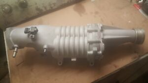 Cobalt Ss Stage 3 Ported Supercharger 04 07 Ls4 Throttle Body Dual Pass