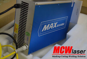50w Max Fiber Laser For Metal Marking Machine Upgrading Replacement