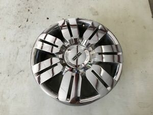 2008 2009 Lincoln Mkx Rim Wheel Alloy 20 X 7 5j 20x7 5j Chrome Oem 08 09 4