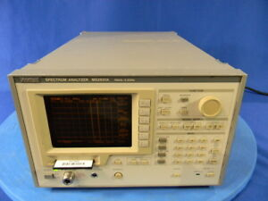 Anritsu Ms2601a Spectrum Analyzer