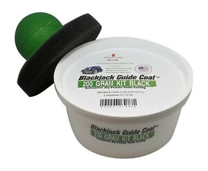 Blackjack Dry Powder Guide Coat Kit 200 Grams