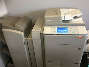 Canon C7260 Color Copier scanner