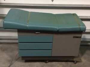 Ritter 100 Exam Table Medical Healthcare Examination Furniture