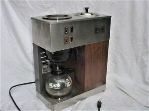 Bunn Vpr Pourover Commercial Coffee Maker Brewer