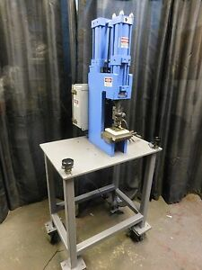 4 Ton Air oil Press Stamping blanking More W palms Centerline omaha Press