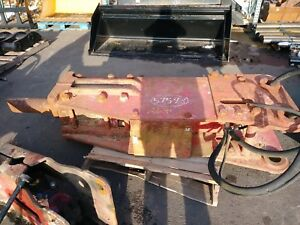 Allied krupp 770b Hydraulic Excavator Breaker 3000 Energy Class