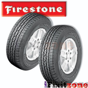 2 Firestone Destination Le 2 P265 75r16 114t Owl Highway All Season Tires