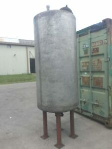 Stainless Steel Tank 75 l