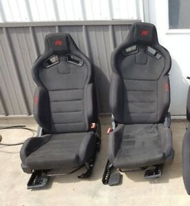 2016 2017 2018 Mustang Gt350r Front Seats Rare