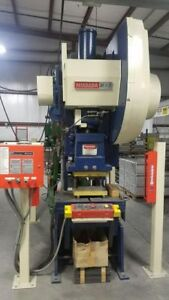 Niagara M60 60 Ton Mechanical Stamping Press