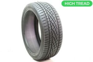 Used 225 40zr19 Continental Extremecontact Dws06 93y 10 32