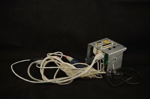 Sirona Cerec 3 Lan Ports With Wires D3344 Dental Cad Cam Acquisition Unit