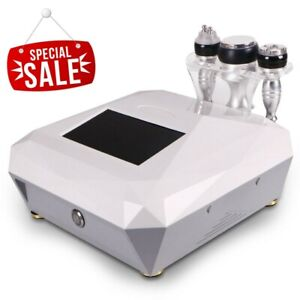 Body Sculpting Fat Lipolysis Digitization Unoisetion Cavitation2 0 3d Rf Machine