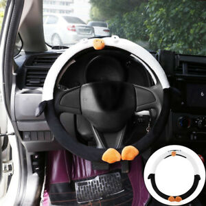 Cartoon Cute Girl Auto Car Steering Wheel Cover Vehicle Car Accessories Sp7