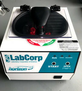 Drucker 642e Labcorp Horizon Mini E Centrifuge