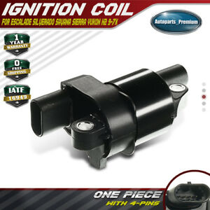 Ignition Coil Pack For Buick Cadillac Hummer Chevrolet Gmc Isuzu Uf 414 12573190