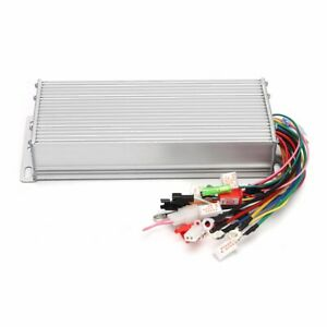 Dc 48v 1500w Brushless Motor Controller For E bike Scooter Electric Bicycle