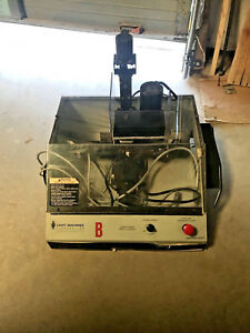 Retrofitted Spectralight Light Machines Mini Milling Cnc Machine Works W mach3