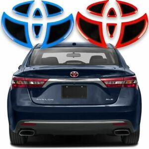 Racing Sport Rear Logo Emblem Trim Sticker Decal For 2012 2019 Toyota Avalon