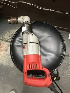 milwaukee 1107 1 1 2 Right Angle Drill No Case