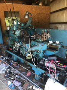 Warner And Swasey No 5 Turret Lathe