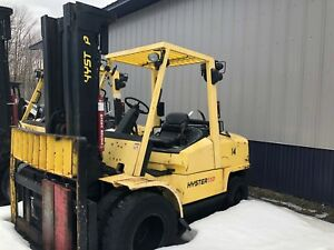 Hyster 110 Forklift Propane World Wide Shipping