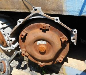 2002 Chevy gmc 3500 Pickup Automatic Transmission 6 5l Turbo Diesel Broken Cover