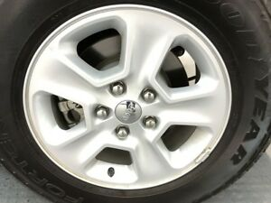 Jeep Grand Cherokee Wheels And Tires Almost New