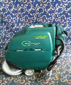 Tennant Nobles Speed Scrub T3 20 Floor Scrubber New Batteries Free Shipping