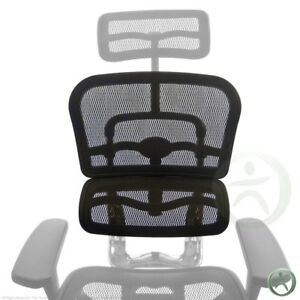 Raynor Ergohuman Chair Replacement Mesh Back For Me7erg Me8erglo And Lem4erg