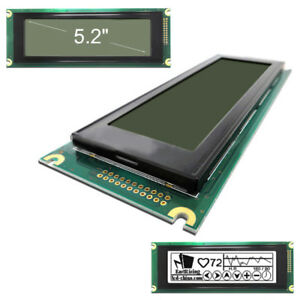1x 240x64 24064 Dots Graphic Lcd Module Display W t6963 Controller Backlight Hot