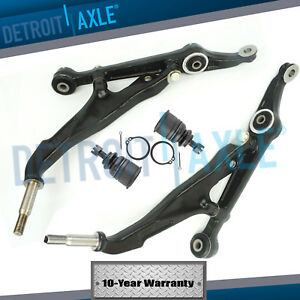 4pc Front Lower Control Arm Ball Joint Kit 1992 1993 1994 1995 Honda Civic