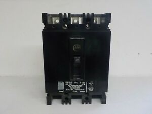 Westinghouse Circuit Breaker Box Ehb 3020 3 Pole 20 A 240 V 4989d52g35