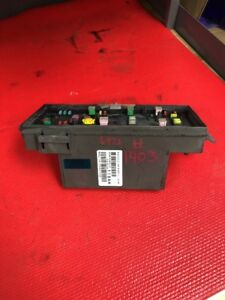 Dodge Ram Tipm Totally Integrated Power Module 4692118ah 1403