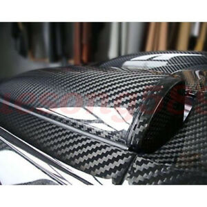 Carbon Fiber Cloth Fabric 2x2 Twill Weave 80k 25 Yards By 50 Wide