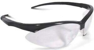 Pack 12 Glasses Safety Clear Lens Rad Part Ap1 10 gf12 By Radians