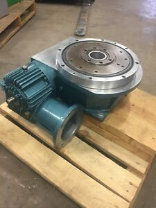 Camco 902rdm12h32 270 Rm Rotary Indexing Table Angle Gear Box 20 1 R250