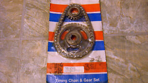 Ford 351 302 Ci V8 Timing Chain Gear Set 351s S436 S475 S498 73 74 75 76 77 78