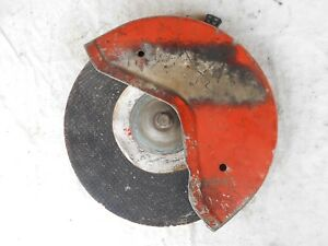 Stihl Ts400 Cut Off Saw Disc Cover Blade Guard 12 Concrete Steel Ts 400 Parts