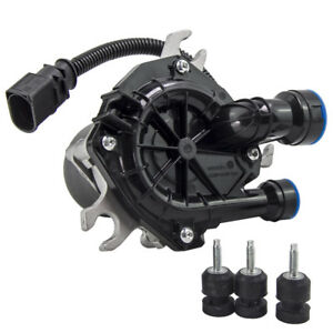 Secondary Smog Air Injection Pump For Vw Golf Jetta Beetle Touareg Cc Eos