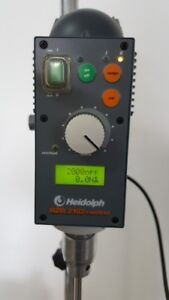Heidolph Electronic Stirrers Rzr 2102 Control