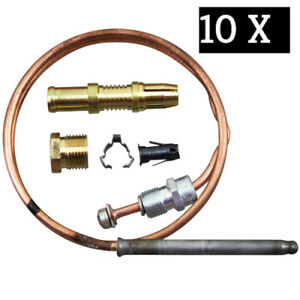 10 X 36 Thermocouple 20 30 Mv Universal Replaces Robert Whte Rodgers Honeywell