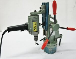 Bst 1 2 Capacity Portable Electro Magnetic Drill