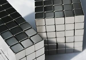 10 25 50 125 Magnets Rare Earth 10 X 10mm Cubes Strong Shere N52 Neodymium Block