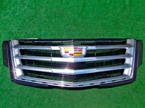 2015 2019 New Takeoff Genuine Gm Oem Factory Cadillac Escalade Grille 23405570