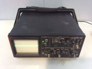 Tenma 72 3055 20mhz 2 channel Oscilloscope 2 Testing Equipment